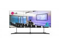 Видеостена 3×2 на панелях LG 47