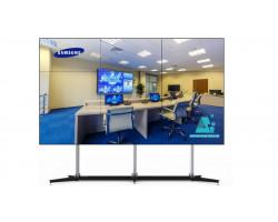 Видеостена 3×3 на панелях Samsung 46