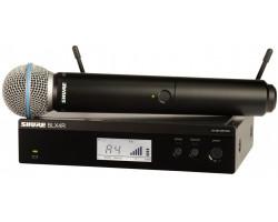 Микрофонная радиосистема Shure BLX24RE/SM58 M17