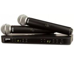 Микрофонная радиосистема Shure BLX288E/SM58 M17