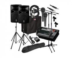 Подключение аудиосистем