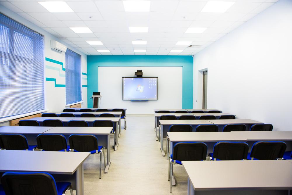 Фото учебной аудитории